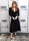 Debby Ryan visits the Build Series to discuss Season 2 of Netflix's 'Insatiable' at Build Studio in New York City