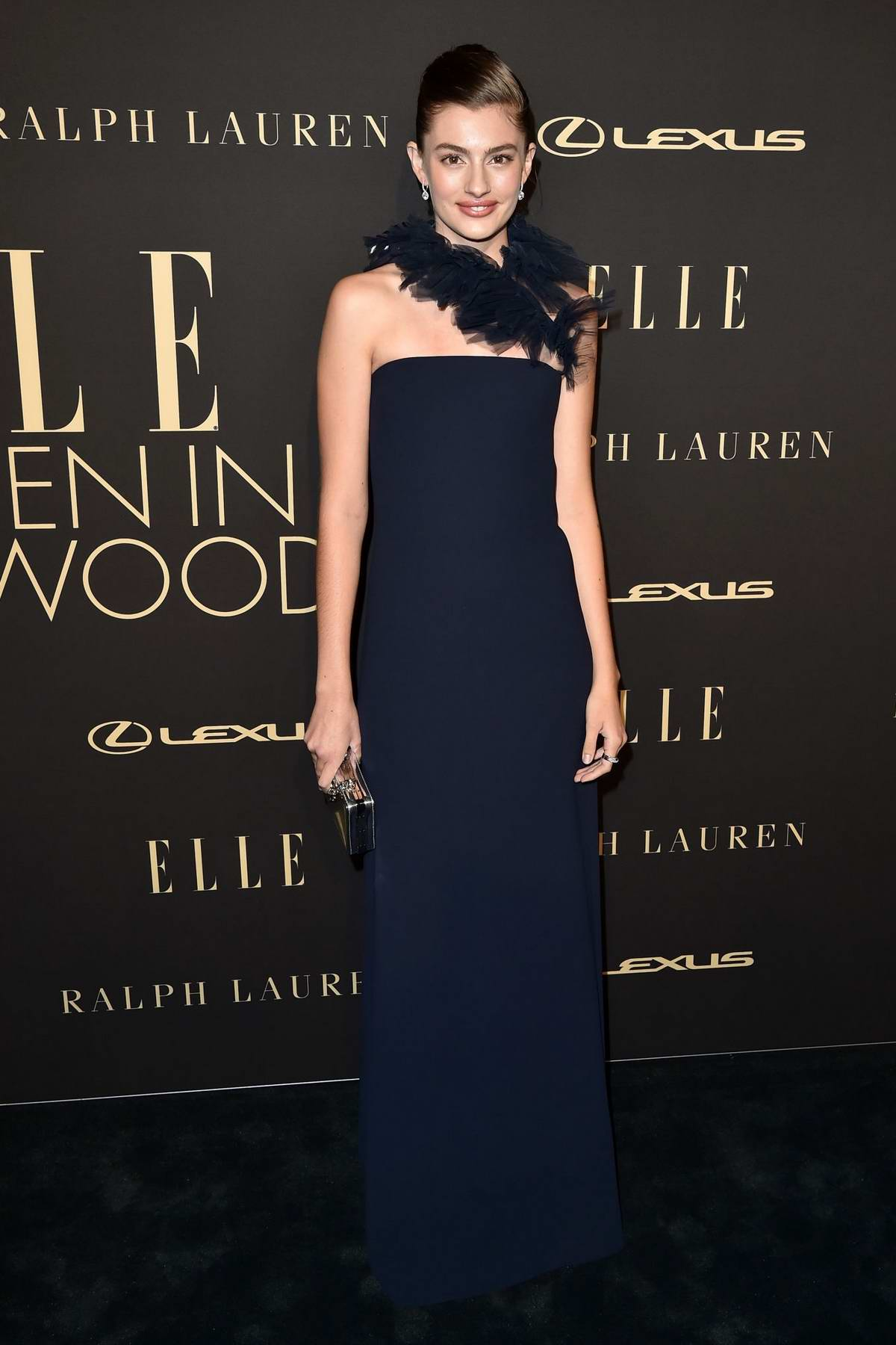Diana Silvers attends ELLE's 26th Annual Women In Hollywood Celebration at The Four Seasons Hotel in Beverly Hills, California