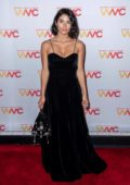 Diane Guerrero attends the Women's Media Awards at The Mandarin Oriental Hotel in New York City