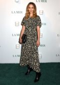 Dianna Agron attends La Mer By Sorrenti Campaign at Studio 525 in New York City