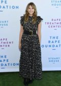Elizabeth Olsen attends The Rape Foundation's 2019 Annual Brunch in Beverly Hills, Los Angeles