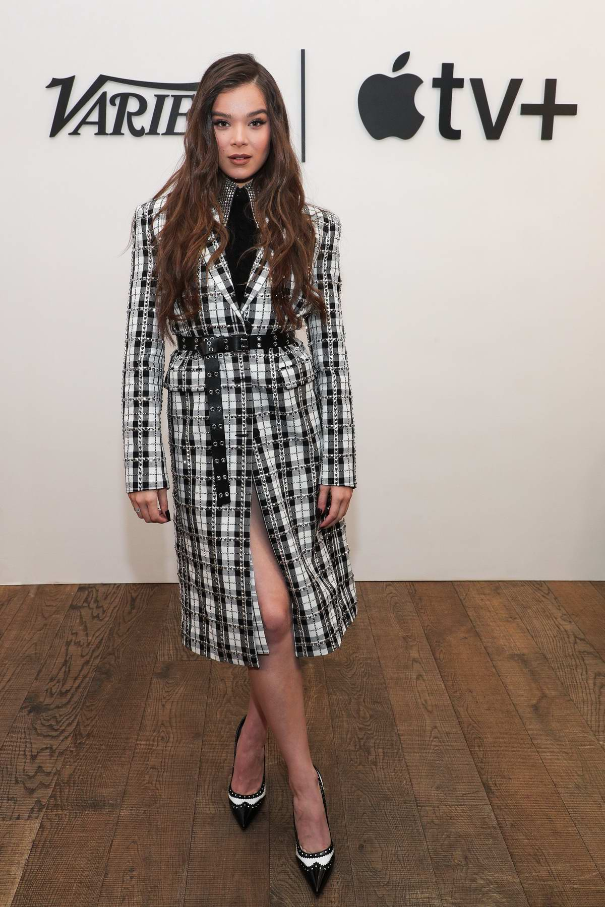 Hailee Steinfeld attends Variety x Apple TV+ Collaborations Event in Los Angeles