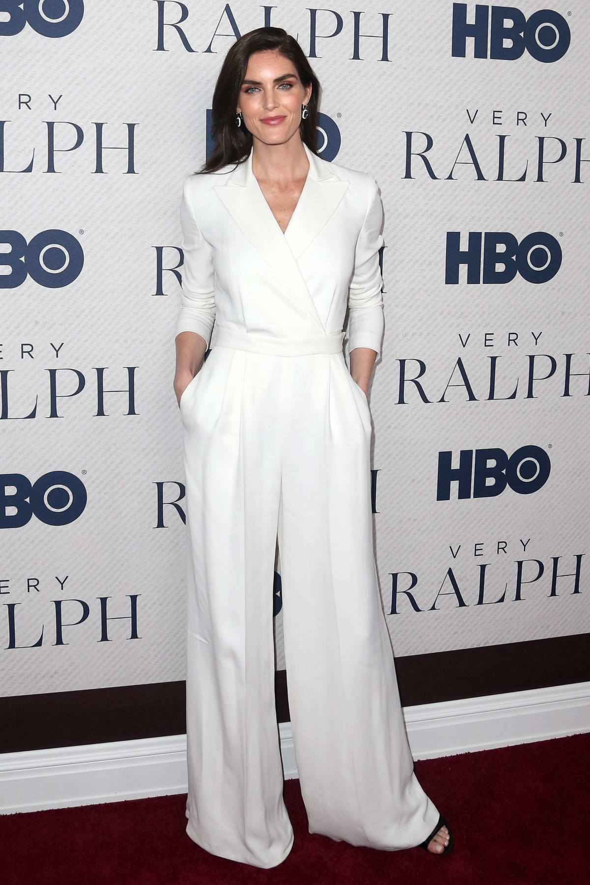 Hilary Rhoda attends the World Premiere of HBO's 'Very Ralph' at the Metropolitan Museum of Art in New York City