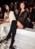 Irina Shayk attends 'White Cabaret 'La Premiere' - Intimissimi Show in Verona, Italy