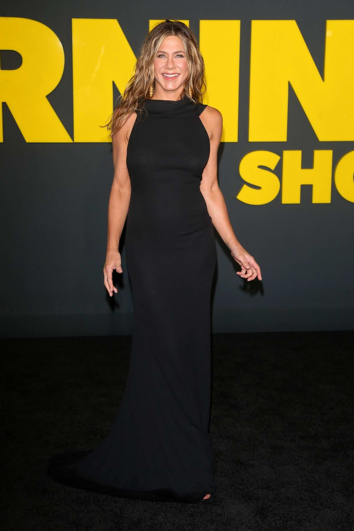 Jennifer Aniston attends the Premiere of Apple TV+'s 'The Morning Show' at Lincoln Center in New York City