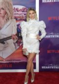 Julianne Hough attends the Premiere of Dolly Parton's 'Heartstrings' in Pigeon Forge, Tennessee