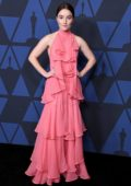 Kaitlyn Dever attends the Academy of Motion Picture Arts and Sciences' 11th Annual Governors Awards in Hollywood, California