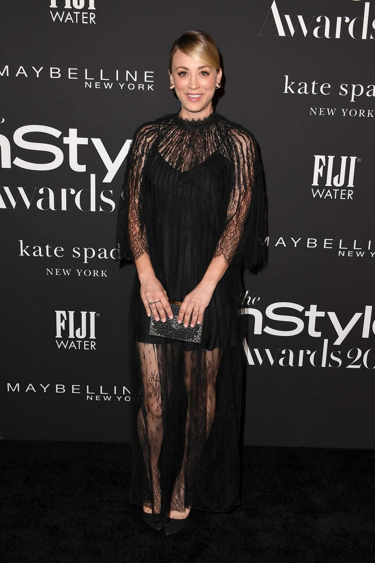 Kaley Cuoco attends the 5th Annual InStyle Awards in Los Angeles