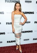 Kate Beckinsale attends the premiere of 'Farming' in New York City