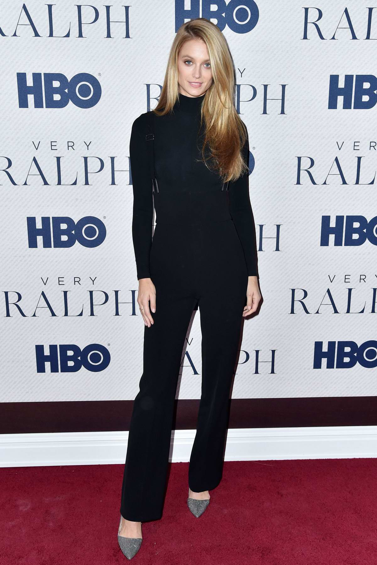 Kate Bock attends the World Premiere of HBO's 'Very Ralph' at the Metropolitan Museum of Art in New York City
