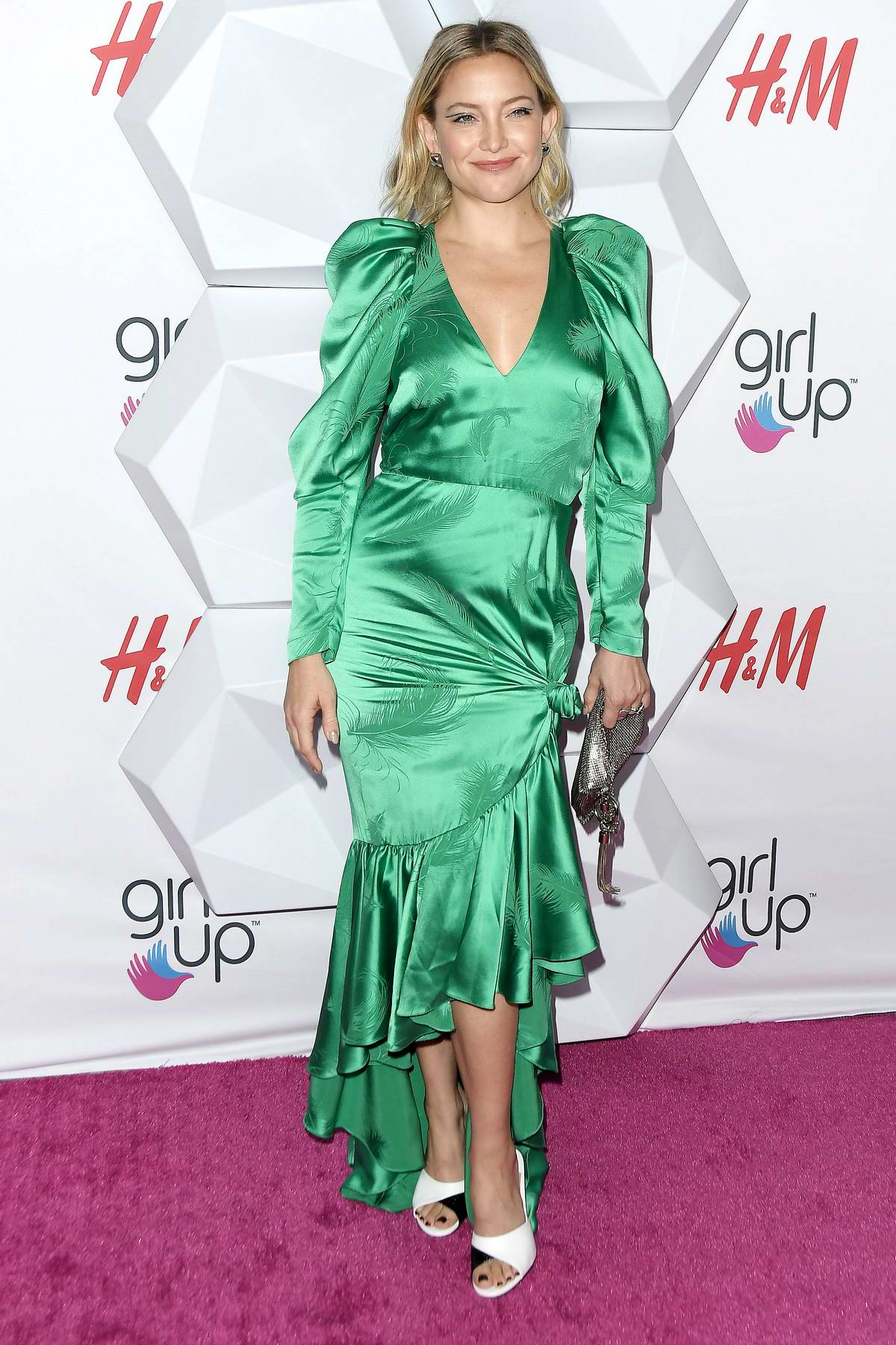 Kate Hudson attends the 2nd Annual Girl Up #GirlHero Awards at the Beverly Wilshire Hotel in Beverly Hills, Los Angeles