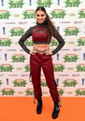 Kira Kosarin attends the Nickelodeon SLIMEFEST in Blackpool, UK