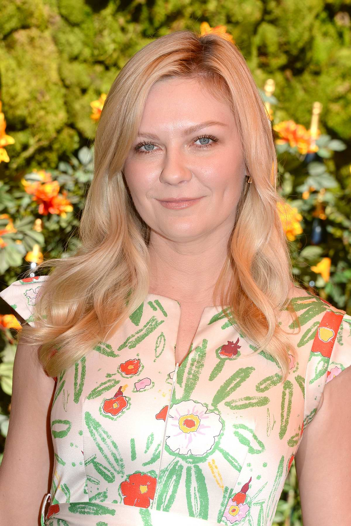 Kirsten Dunst attends the 10th annual Veuve Clicquot Polo Classic at Will Rogers State Park in Los Angeles