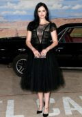 Krysten Ritter attends 'El Camino: A Breaking Bad Movie' Premiere at Regency Village Theatre in Los Angeles