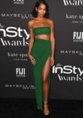 Laura Harrier attends the 5th Annual InStyle Awards in Los Angeles
