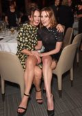Lily James and Laura Carmichael at 'The Mr Porter Health In Mind Fund' launch event in London, UK