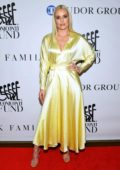 Lindsey Vonn attends the 34th Annual Great Sports Legends Dinner in New York City