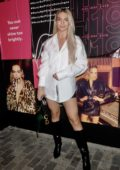 Louisa Johnson attends Cara Delevingne x Nasty Gal Launch Party in London, UK