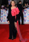 Louisa Johnson attends the Pride of Britain Awards 2019 at Grosvenor House in London, UK