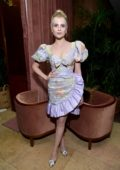 Lucy Boynton attends ELLE x Ferragamo Hollywood Rising Party at Sunset Tower in Los Angeles