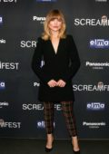 Maddie Hasson attends the premiere of 'We Summon The Darkness' at TCL Chinese 6 Theatres in Los Angeles