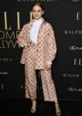 Madelaine Petsch attends ELLE's 26th Annual Women In Hollywood Celebration at The Four Seasons Hotel in Beverly Hills, California