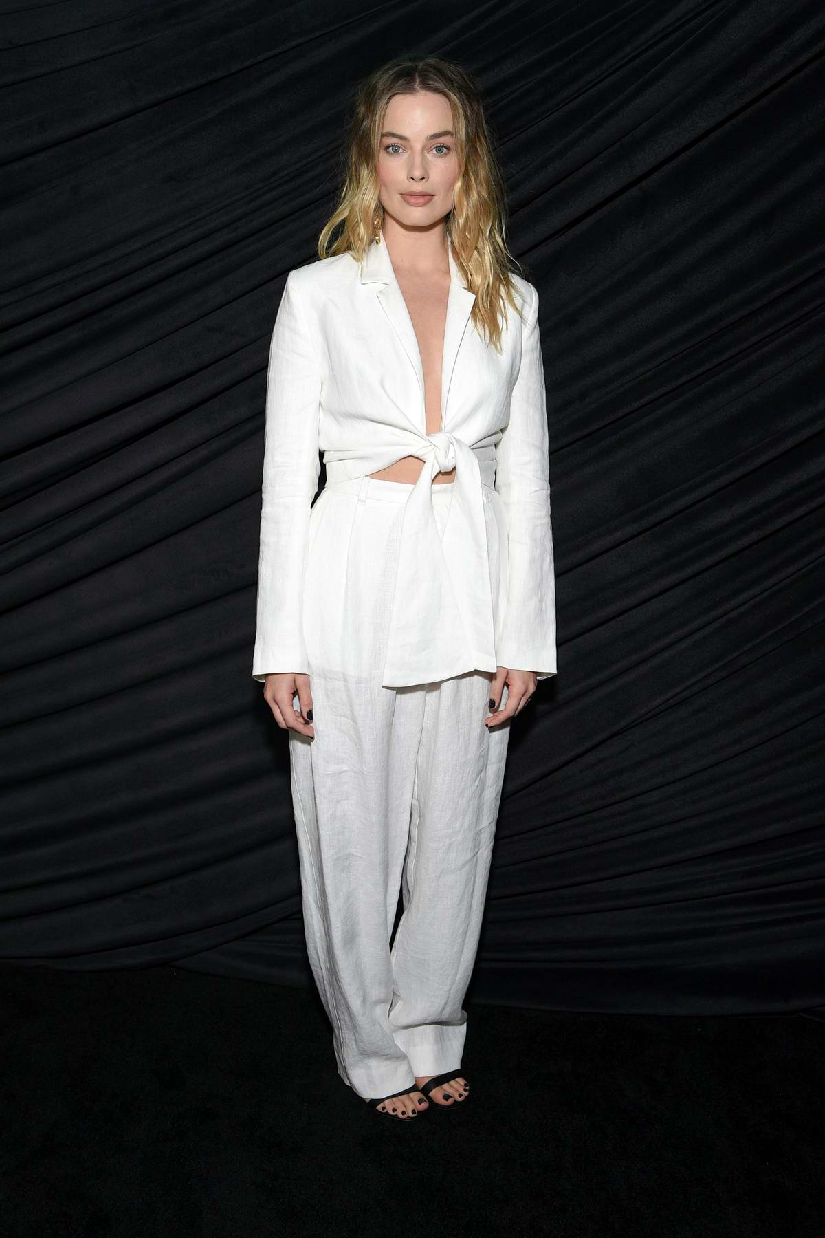 Margot Robbie attends a special screening of 'Bombshell' in West Hollywood, Los Angeles