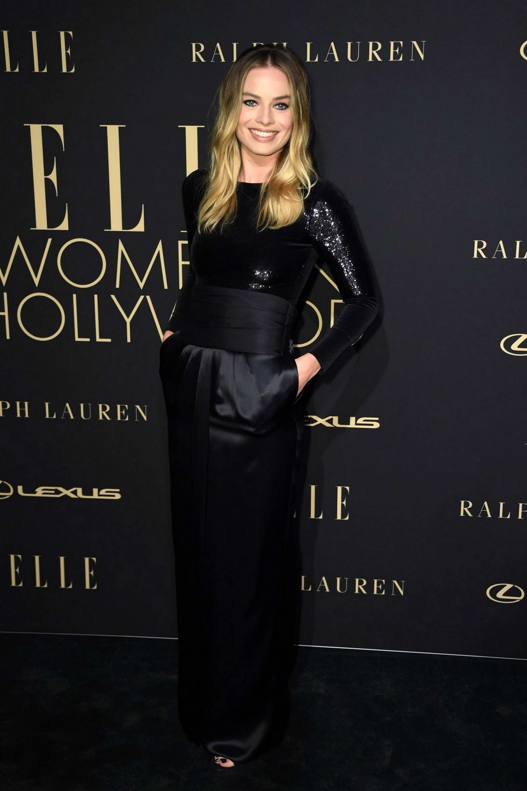 Margot Robbie attends ELLE's 26th Annual Women In Hollywood Celebration at The Four Seasons Hotel in Beverly Hills, California