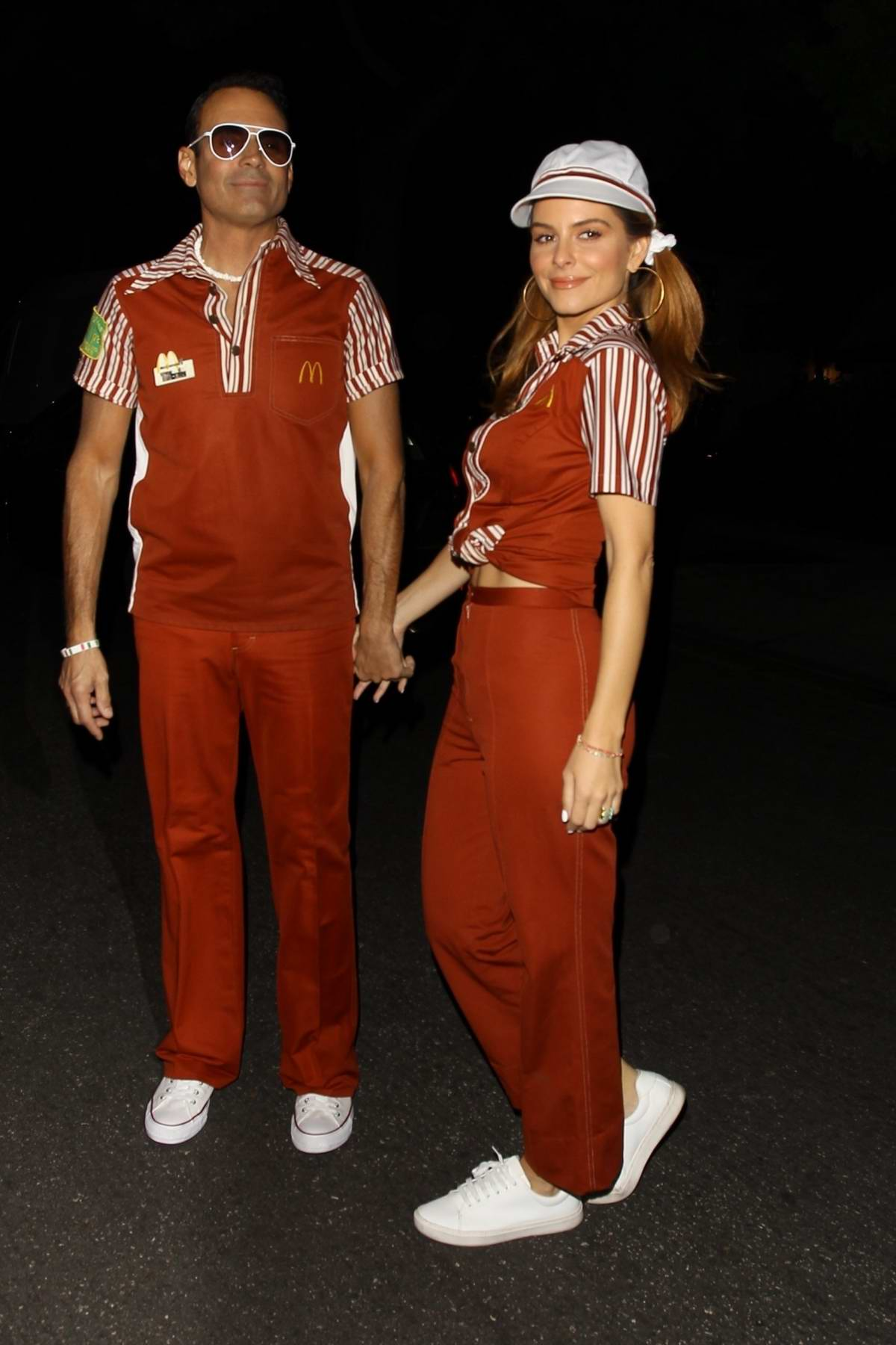 Maria Menounos attends the Casamigos Halloween Party 2019 in Beverly Hills, Los Angeles
