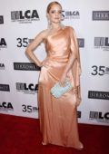 Mena Suvari attends the 35th Anniversary 'Last Chance for Animals' Gala at The Beverly Hilton in Los Angeles
