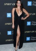 Natalie Martinez attends the City Of Hope Spirit Of Life Gala 2019 in Santa Monica, California