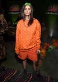 Nina Dobrev attends the Casamigos Halloween Party 2019 in Beverly Hills, Los Angeles