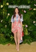 Olivia Munn attends Prabal Gurung's 10 years Celebration in West Hollywood, Los Angeles
