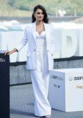 Penelope Cruz attends 'Wasp Network' photocall during 67th San Sebastian Film Festival, Spain