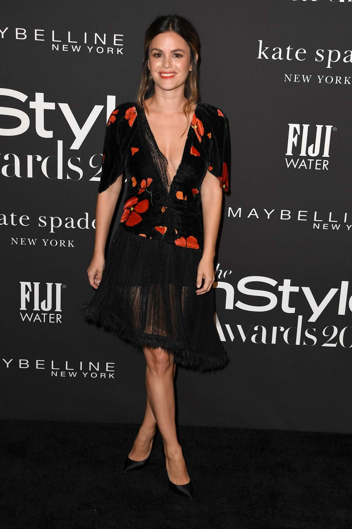Rachel Bilson attends the 5th Annual InStyle Awards in Los Angeles