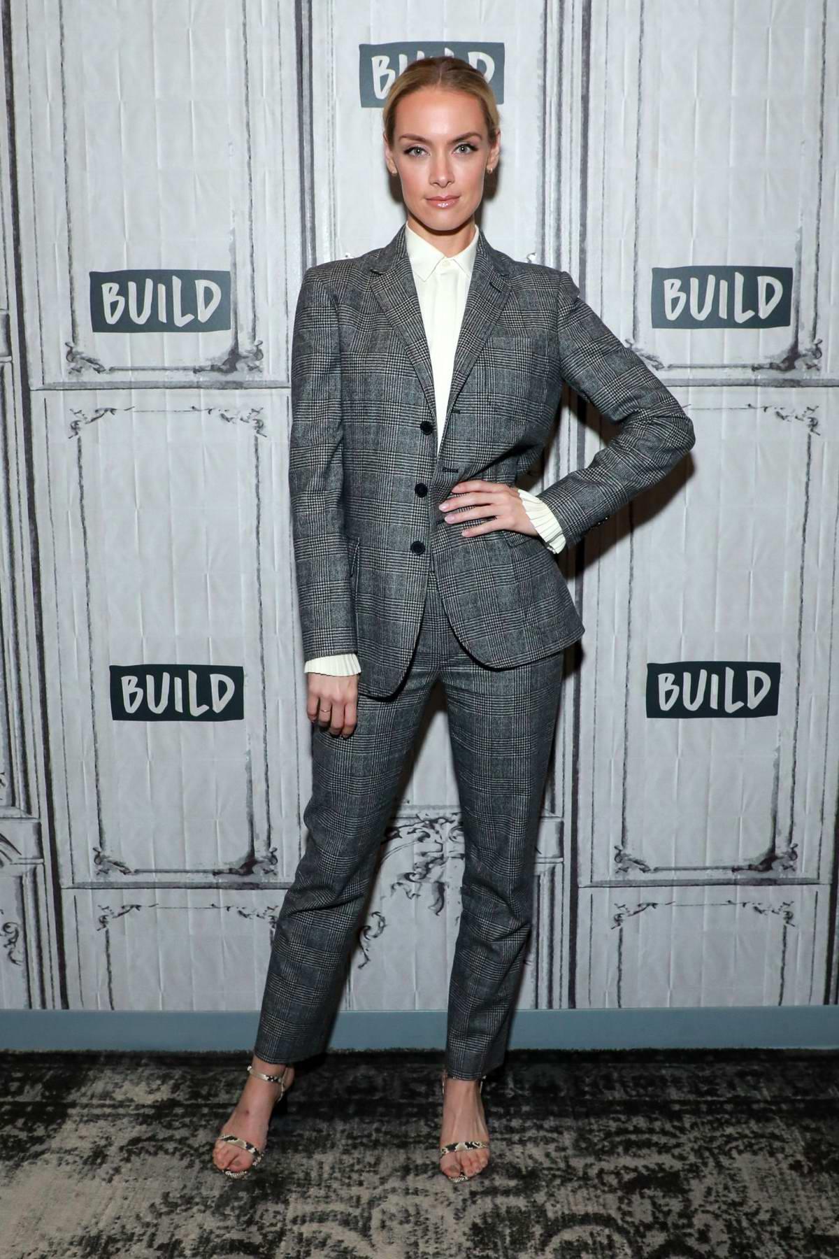 Rachel Skarsten visits Build Series to discuss 'Batwoman' in New York City
