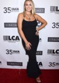 Raine Michaels attends the 35th Anniversary 'Last Chance for Animals' Gala at The Beverly Hilton in Los Angeles