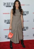 Rosario Dawson attends the screening of 'Jay and Silent Bob Reboot' at TCL Chinese Theatre in Los Angeles