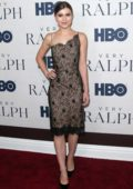 Sami Gayle attends the World Premiere of HBO's 'Very Ralph' at the Metropolitan Museum of Art in New York City