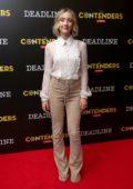 Saoirse Ronan attends 'Little Women' film presentation at Ham Yard Hotel in London, UK