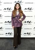 Selena Gomez visits Music Choice in New York City