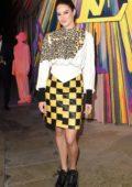 Shailene Woodley attends the Louis Vuitton Maison store launch party in London, UK