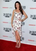 Shannon Elizabeth attends the screening of 'Jay and Silent Bob Reboot' at TCL Chinese Theatre in Los Angeles