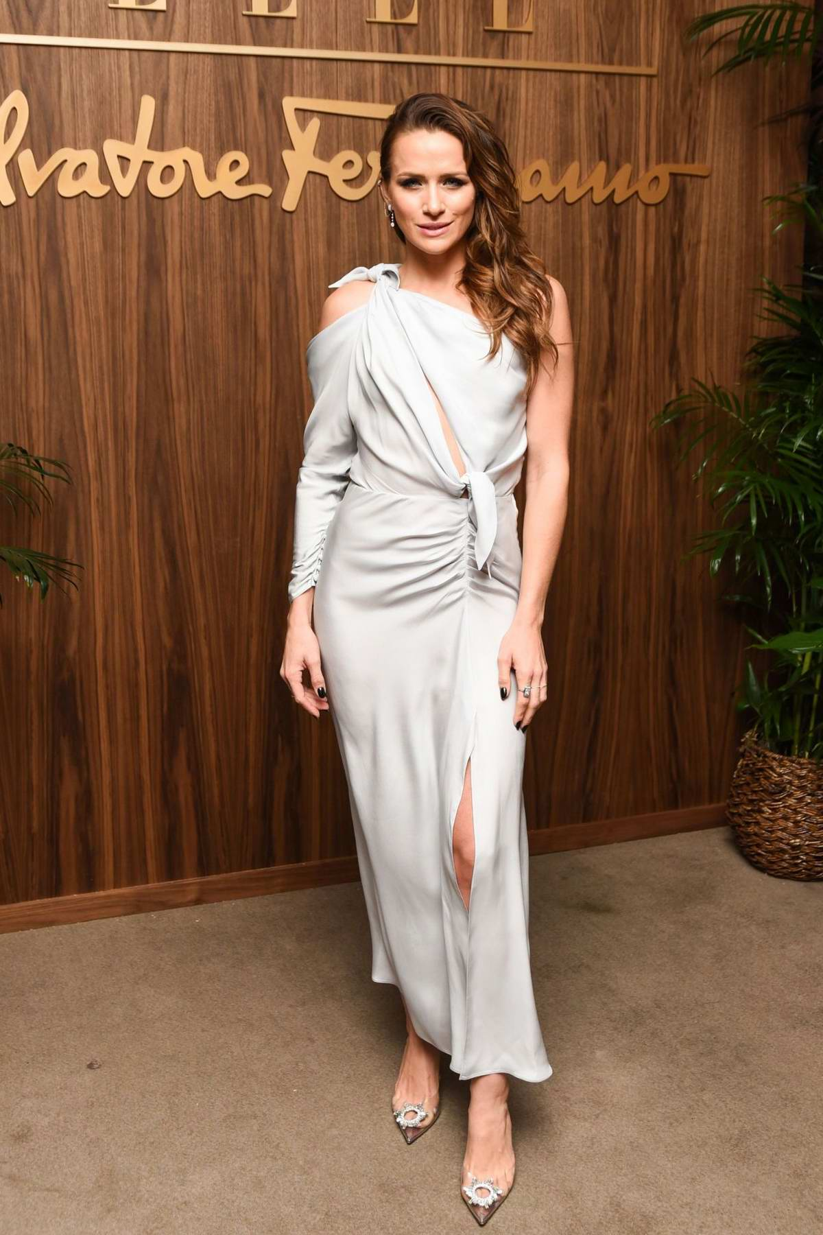 Shantel VanSanten attends ELLE x Ferragamo Hollywood Rising Party at Sunset Tower in Los Angeles