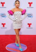 Sofia Reyes attends the Latin American Music Awards 2019 at Dolby Theatre in Hollywood, California