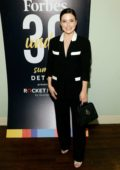 Sophia Bush attends the Forbes 30 Under 30 Summit, Day 2 in Detroit, Michigan