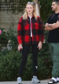 Sophie Turner and Joe Jonas seen out and about in Beverly Hills, Los Angeles