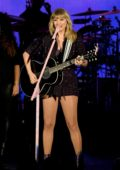 Taylor Swift performs live at AT&T's 'We Can Survive' Concert in Los Angeles