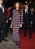 Zendaya presents the new Tommy Hilfiger collection 'Tommy X Zendaya' in Milan, Italy