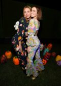Zoey Deutch attends the Casamigos Halloween Party 2019 in Beverly Hills, Los Angeles